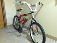I have for sale a Redline 340 BMX bike. It's in awesome