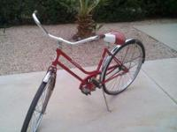 Schwinn Breeze Bike coaster brake (56th St &