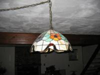 This Lamp was very old when I got it. It still had the