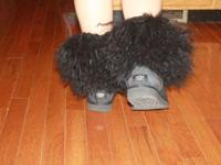 This listing is for a pair of Womens size eight Ugg