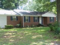 Spacious 4 bedroom/3 bath home for rent on large corner