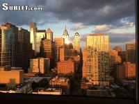 Furnished bedroom in the heart of center city with an