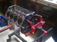 i am selling my small block 400 bored .30 over just got
