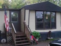 Up for sale is our mobile home located in Sauk Lake