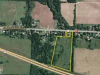 *Land Great home sites/ church *17 acres, 4 lots