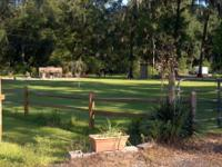 For Sale: 5 Beautifully Landscaped Peaceful Acres, very