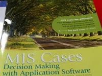Essentials of Management Information Systems & MIS