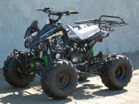 125cc Kids Medium Size Sport Quad/ATV: (3125-C) This is