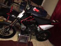 Hi i have a 2012 metal motorsports 125cc pit bike its a