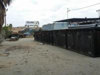 For Sale is an approximate 36,916sf contractor yard w/