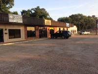 Commercial, retail area for lease. Prime location on