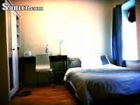 Available NOW! Big furnished room in a very nice, clean