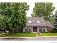 This gorgeous home in West Arvada offers many custom