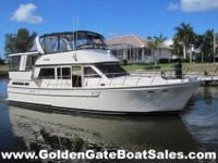 1987, 46' JEFFERSON 46 SUNDECK (AUGUSTINE)Just Listed