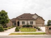 Custom Alkire Estates Ranch style with a bonus upstairs
