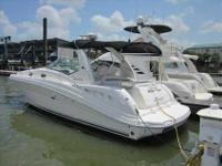 2007 Sea Ray 340 SUNDANCER An exciting opportunity to