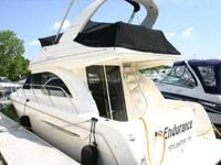 2003 Meridian 341 SEDAN BRIDGE This roomy two stateroom