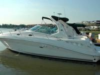 2006 Sea Ray 340 SUNDANCER This Sea Ray 340 Sundancer