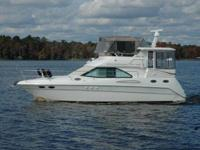 1998 Sea Ray 37 AFT CABIN The Name Says it All...Kickin