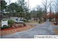 Pleasant Valley Mobile Home Park consists of 6 acres of