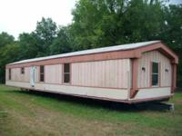 1996 Clayton Homes 16x70 singlewide mobile home. The