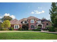 Captivating and impeccable Sunset Hills custom