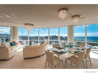 This 46th floor residence has one of the most stunning,