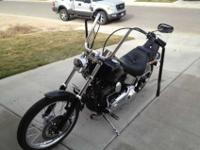 2007 HARLEY FXSTC103 Big Boresix Gear Trans.16 in