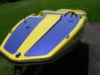 1988 12 foot jet boat seats 2 with stainless steel