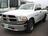 This 2012 Ram 1500 2WD Reg Cab 140.5 ST is offered to