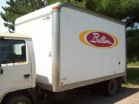 FOR SALE: 12ft Box/Van Truck Body, w/bumper, made by US