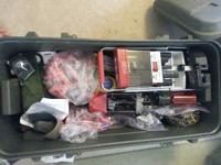lee reloading equipment .45 acp progressive loader and