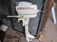 good running old sea king boat motor asking $ 180.00.or