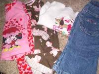 12M Girls Clothes - All in excellent used condition.