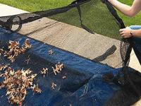 Keep even the tiniest of leaves out of your pool with