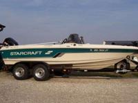 1996 Starcraft Tournament Pro 180 (Fiberglass) 18'6""