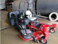 2010 Toro Z597-D Zero Turn Diesel Mower 72in. Deck,