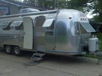 1/2 ton towable - 1977 Airstream -- 27' International