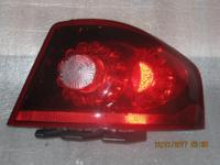 13-16 Dodge Avenger passengers side tail light.