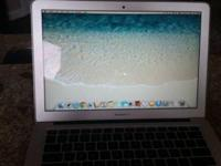 Hardly used Apple MacBook Air 4GB Memory for sale! Had