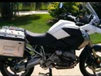 2009 BMW G series GS, 1,200 cc, I'm the only owner and