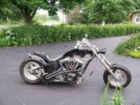 2011 Custom Bike for Sale or Trade. Extream Frame, 103