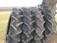 Have for sale 4 13.6x46 Hi-traction firestone spade