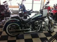 We are selling a 2010 Softail Deluxe. It is in very