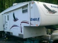 2005 JAYCO EAGLE FIFTH FOR SALE! Fully loaded?Very