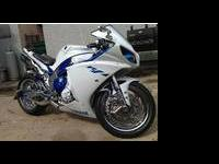 2010 R1 TOTALLY TRICKED OUT, 1,968 MILES, THERE'S