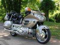 2003 Goldwing 1800CC $ 13,900 Low Low Miles- 21 k