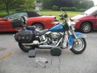2006 HD Heritage Softail Classic Loaded