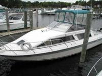Here is a very desirable 1986 29 Silverton 290 sport