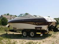 1999 Crownline 210CCR Very Nice Fresh Water Only